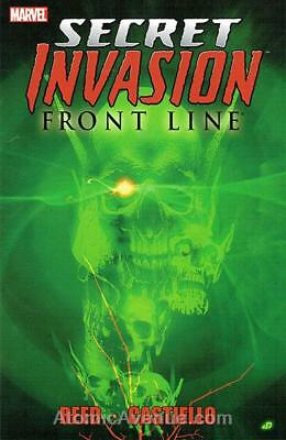 Secret Invasion: Front Line TPB #1 VF/NM; Marvel | save on shipping - details in