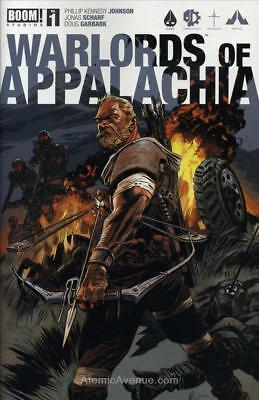 Warlords of Appalachia #1 VF/NM; Boom!   save on shipping - details inside