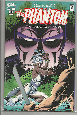 THE PHANTOM THE GHOST WHO WALKS # 2 * 1995 * MARVEL COMICS * GLENN LUMSDEN art