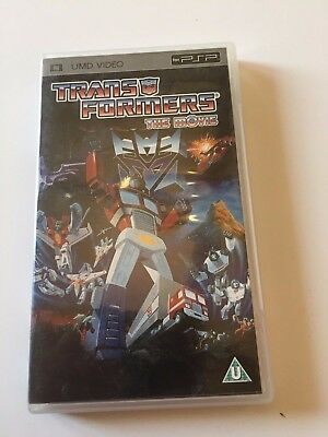Transformers - The Movie UMD for Sony PSP