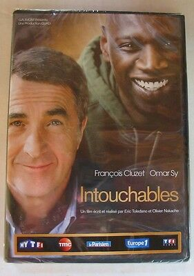 DVD INTOUCHABLES - François CLUZET / Omar SY - NEUF