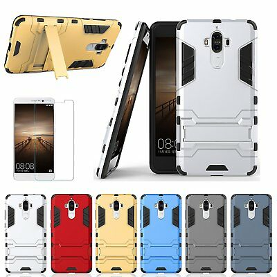 Kickstand Shockproof Hybrid Case Cover For Huawi Mate 9 10 Pro P9 P10 Lite Plus