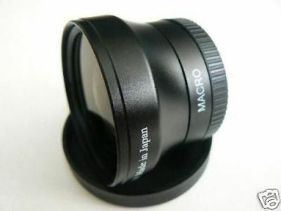 BK 40.5mm 0.45X Wide-Angle Lens For RICOH GXR A12 Camera With 50mm
