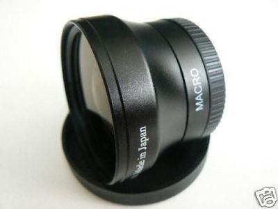 BK 40.5mm 0.45X Wide-Angle Lens For Pentax Q10 Camera With 8.5mm/5-15mm/15-45mm