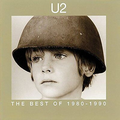 The Best Of: 1980-1990, U2 CD | 0731452461322 | Acceptable
