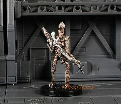 WOTC Star Wars Miniature Minis Universe Fringe IG-88 Assassin Droid K433