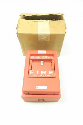 New Faraday F652T Fire Alarm Pull Station Assembly D583532