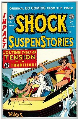 Shock Suspenstories #11 (Gemstone Pubs) 1995 Vfn/nm!