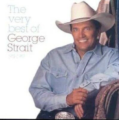 George Strait-The Very Best Of George Strait, 1981-87 CD CD  Very Good