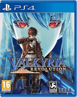 Valkyria Revolution - Day One Edition For PS4 (New & Sealed)
