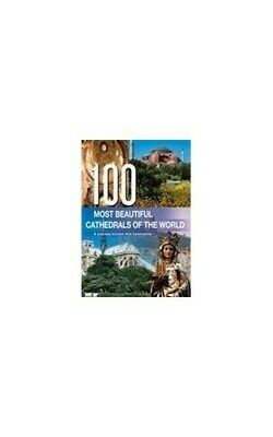 100 Most Beautiful Cathedrals of the World Book The Fast Free Shipping