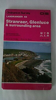 Landranger Maps: Stranraer, Glenluce and... by Ordnance Survey Sheet map, folded