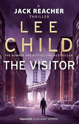 The Visitor: (Jack Reacher 4) by Child, Lee Paperback Book The Fast Free