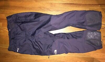 The North Face Summit Series Gore-tex XCR women's ski pants - large - full side