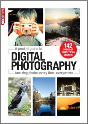 The Pocket Guide to Digital Photography MagBook by Dave Stevenson Paperback The