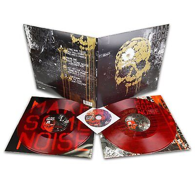 The Dead Daisies Faire Du Bruit 180g 2LP Rouge Vinyle,Gatefold 2016 Spitfire
