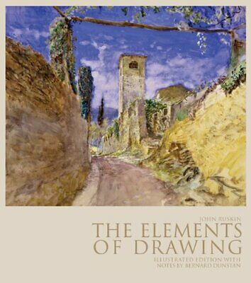 The Elements of Drawing by Ruskin, John Paperback Book The Fast Free Shipping