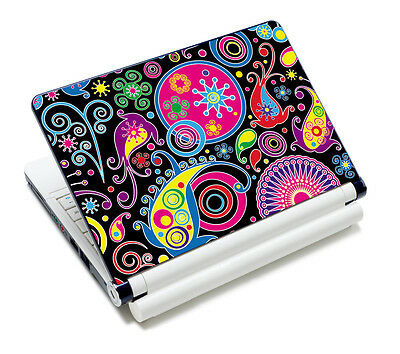"Colorful Laptop Decal Protector Sticker Skin For 11.6"" 13"" 14"" 15"" 15.4"" Laptop"