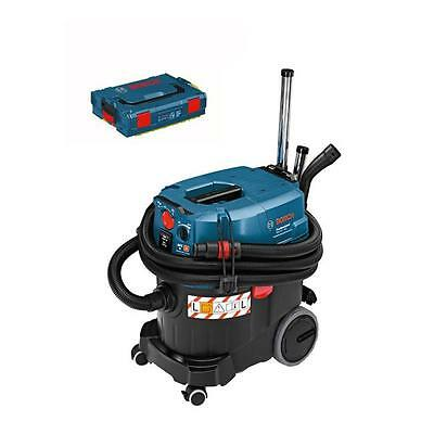 BOSCH All Purpose Cleaner Wet and Dry Vacuum Gas 35 L AFC Professional + L-BOX