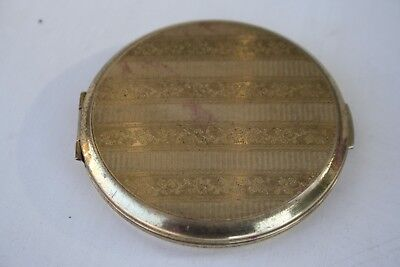 Stratton Compact Powder Case - Made in England