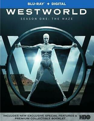 Westworld: The Complete First Season Used - Very Good Blu-Ray Disc