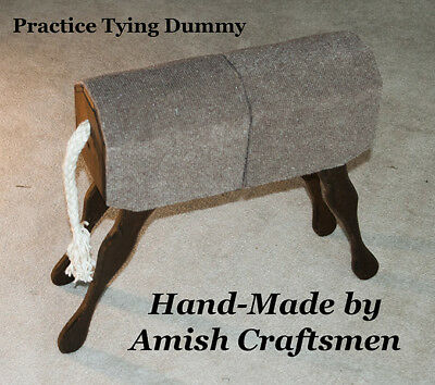 Tying Dummy for Goat or Calf Tying Practice- rodeo-3 sizes-calf roping-NEW-   A