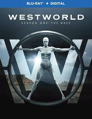 Westworld: The Complete First Season New Blu-Ray Disc