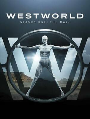Westworld: The Complete First Season New Dvd