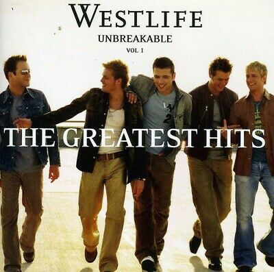 Westlife : Unbreakable - Greatest Hits CD