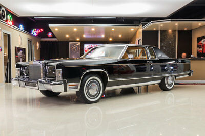 1977 Lincoln Continental Town Coupe Lincoln Time Capsule! 33k Actual Miles, 2 Owners, 1 Family Owned, All Original!