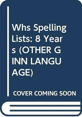 Spelling Lists for 8 Year Olds by Louis Fidge Book The Fast Free Shipping