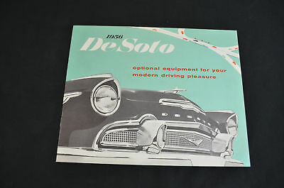 Vintage Automotive Brochure 1956 Desoto (D56784) 1579#2