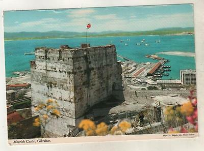 "GIBRALTAR - TOWER, MOORISH CASTLE 6"" x 4"" Postcard *"