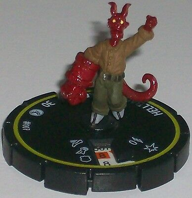 HELLBABY #007 Hellboy and the B.P.R.D Dark HeroClix/HorrorClix
