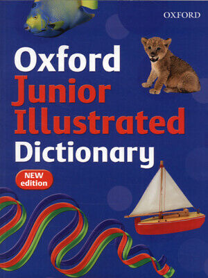 Oxford junior illustrated dictionary by Sheila Dignen Kate Ruttle (Paperback)