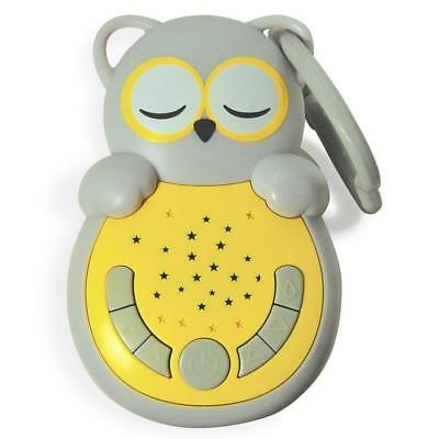 New Cloud B Sweet Dreamz on the Go Sound Soother with Soft Glow - Owl