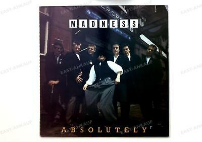 Madness - Absolutely GER LP 1985 /3