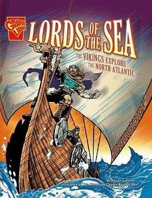Lords of the Sea: The Vikings Explore the Nor... by Lassieur, Allison 1406214353