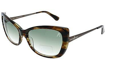 4b6eb5fe85d GUESS BY MARCIANO GM 684 BRN 36 Ladies Designer Sunglasses + Case ...