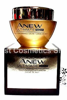 Avon Anew 45 + ULTIMATE multi-performance Crema de noche Genuino 50ml