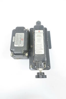 Fairchild T5221-4 Electric To Pneumatic Transducer 250Psi D583328