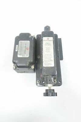 Fairchild T5221-4 Electric To Pneumatic Transducer 250psi