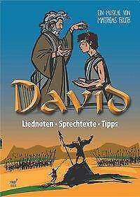 David (Kindermusical) - Matthias Fruth - 9783867732925