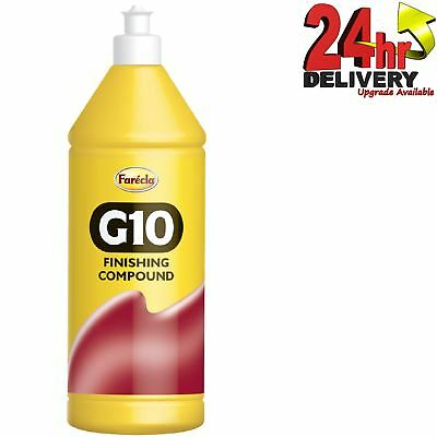 Farecla G10 Rubbing Compound 500ml Car Bodyshop Finishing Liquid Polish