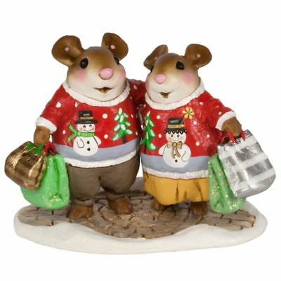 Wee Forest Folk M-625 Close Knit Couple