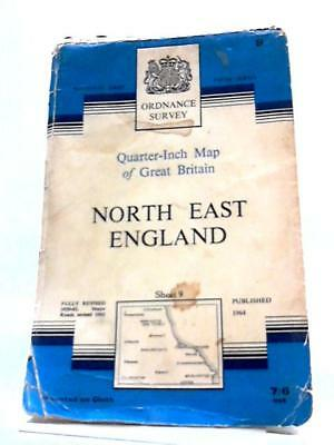 Ordnance Survey Quarter-Inch Map of Great Br Book (Ordnance Survey) (ID:12652)