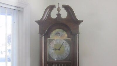 Trend Dorset Mahogany Grandfather Clock