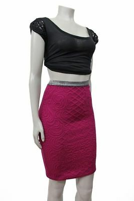 6cd44a774 Calabria Pencil Skirt by Moulinette Soeurs Anthropologie Size XS  Curve-hugging