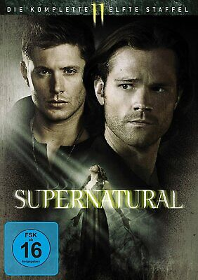 Supernatural - Season/Staffel 11 # 6-DVD-BOX-NEU