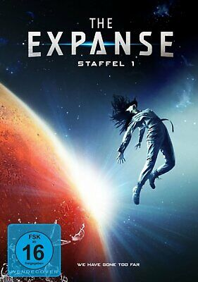 The Expanse - Season/Staffel 1 # 3-DVD-BOX-NEU